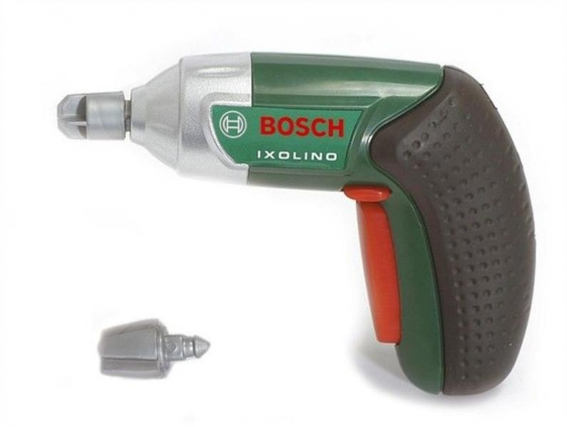 Klein 8375 Walizka z autem i wkretarką Bosch