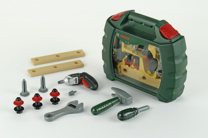 Klein 8384 Walizka Bosch z wkretarką i narzędziami