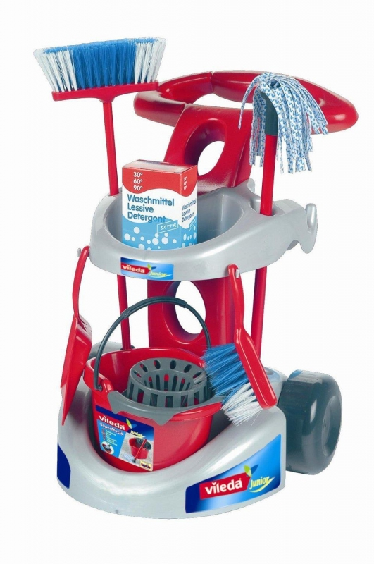 Klein 6721 Wózek do sprzątania Vileda 2