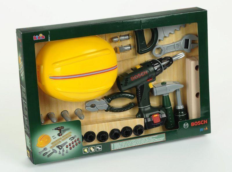 Klein 8418 Mega zestaw narzędzi Bosch 36el.