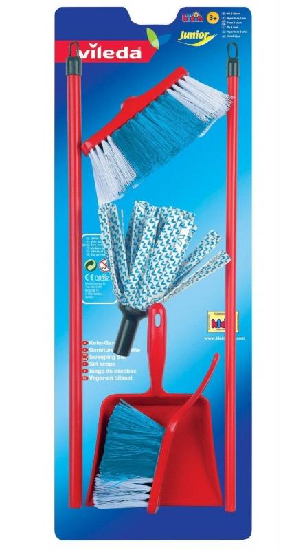 Klein 6706 Zestaw do sprzątania z mopem Vileda