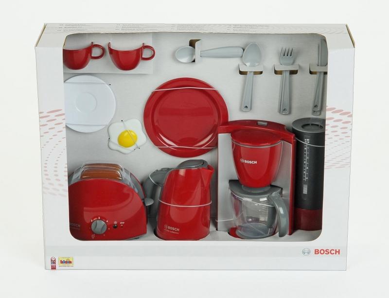 Klein 9564 Zestaw śniadaniowy Bosch