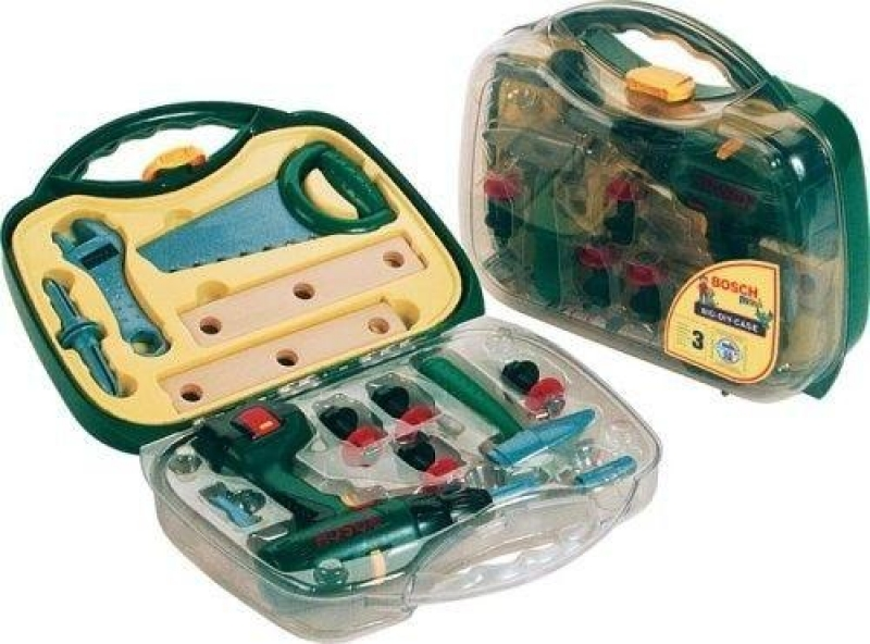 Klein 8428 Walizka Bosch z wkrętarką i narzędziami