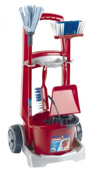 Klein 6741 Wózek do sprzątania Vileda 1