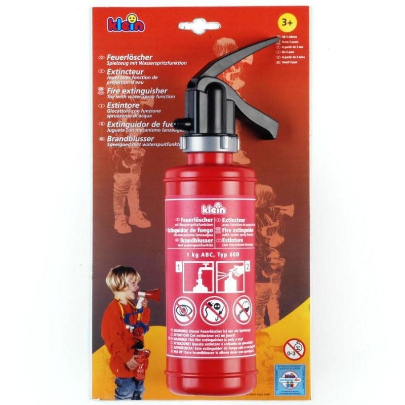 Klein 8940 Gaśnica strażacka ręczna z funkcją lania wody