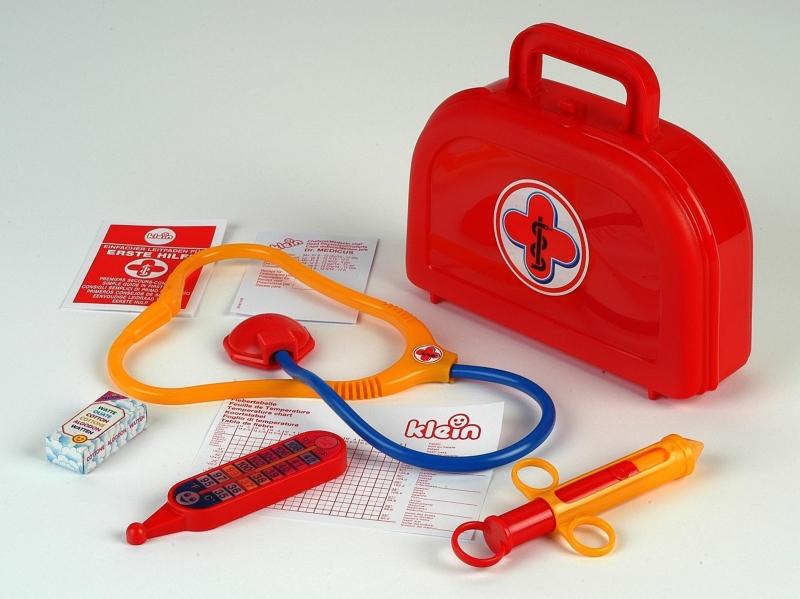 Klein 4418 Zestaw lekarski w walizce mały