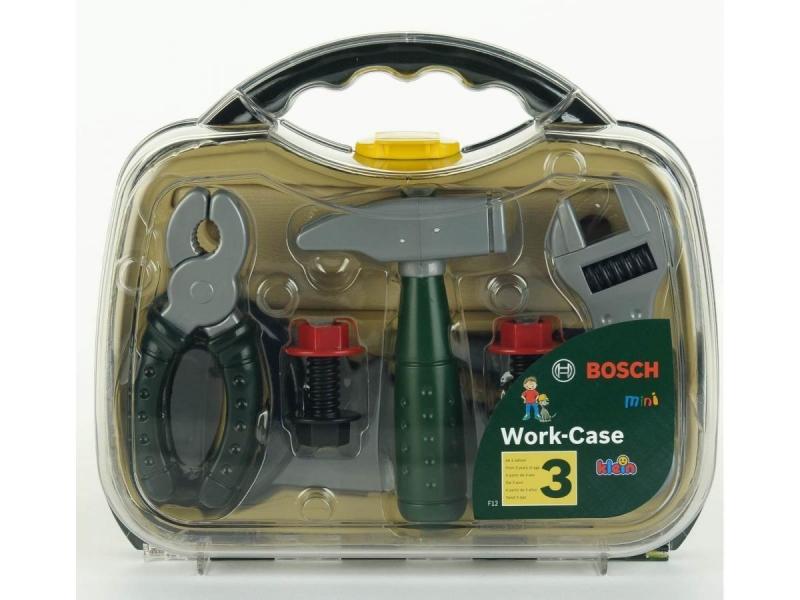 Klein 8465 Walizka z narzędziami Bosch średnia