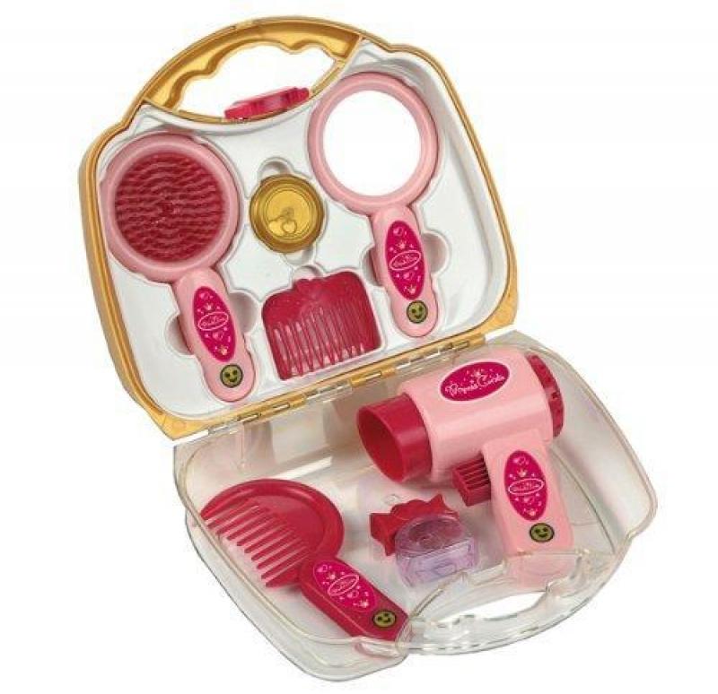 Klein 5273 Zestaw fryzjerski w walizce Princess Coralie