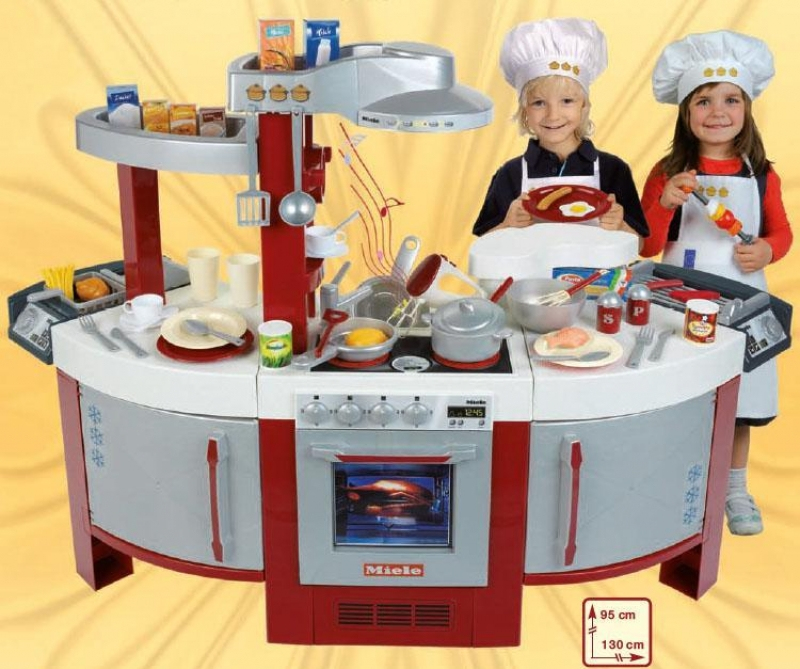 Klein 9125 Kuchnia Miele No.1 duża, elektroniczna