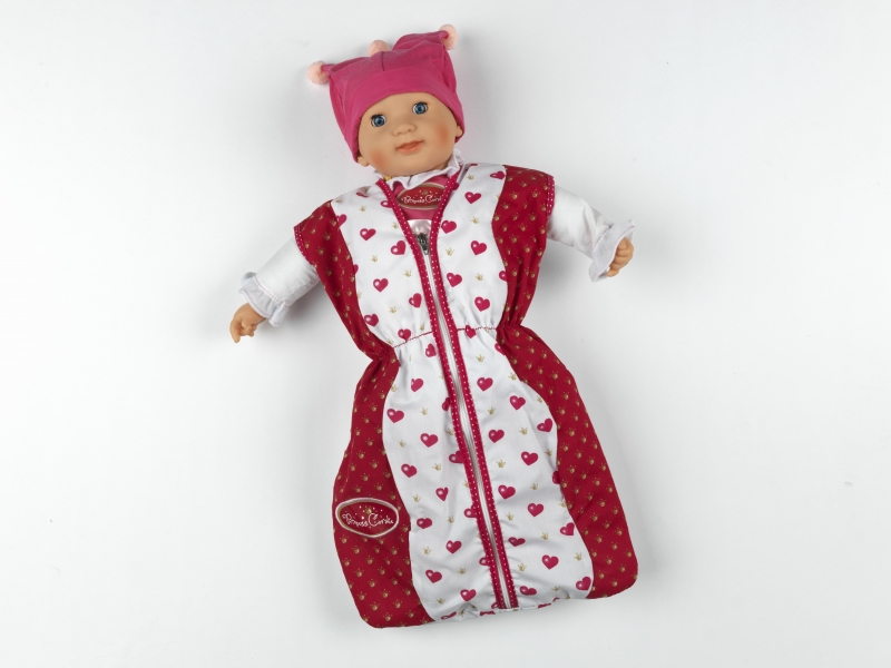 Klein 1601 Śpiworek dla lalki Princess Coralie