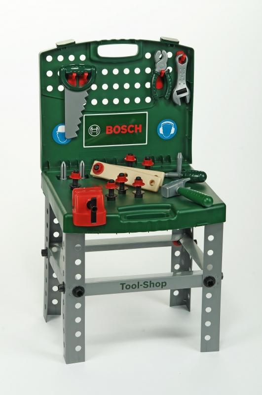 Klein 8681 Warsztat Bosch walizkowy