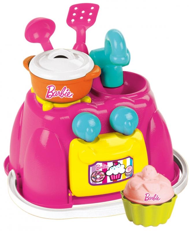 Klein 2251 Kuchenka plażowa Barbie
