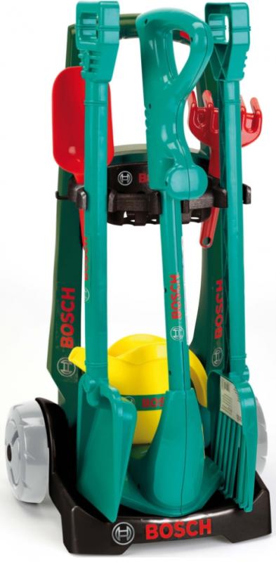 Klein 2751 Wózek ogrodniczy Bosch z akcesoriami
