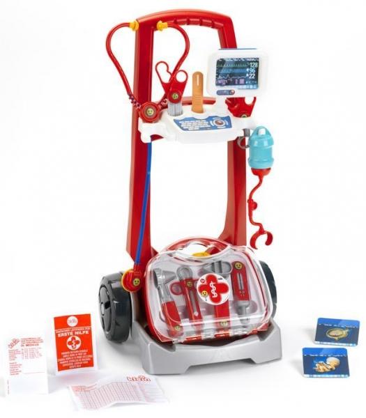 Klein 4300 Wózek lekarski z wyposażeniem