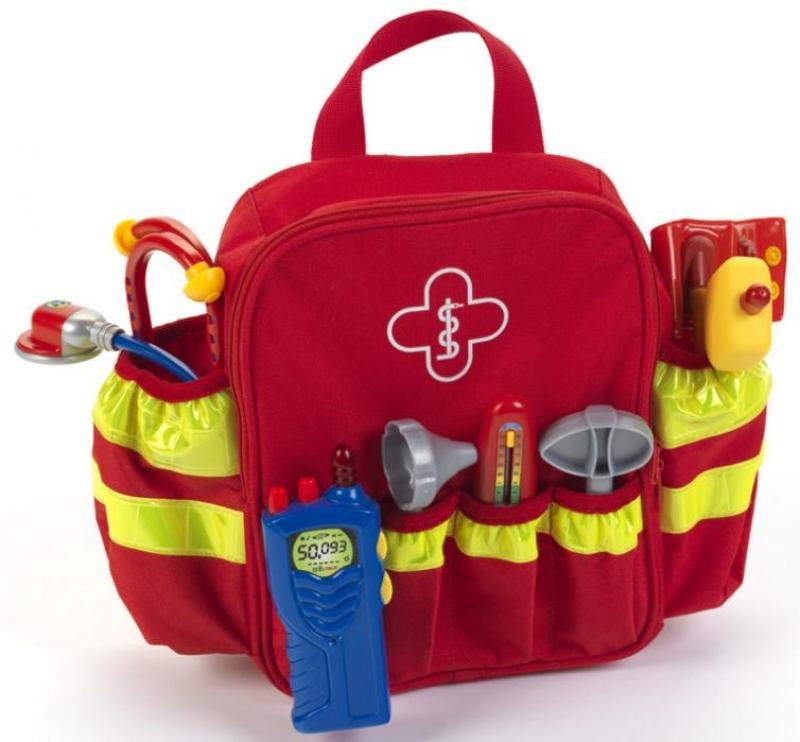 Klein 4317 Plecaczek lekarski z wyposażeniem