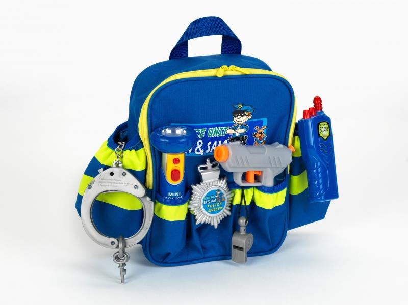 Klein 8802 Plecaczek policyjny Ben&Sam