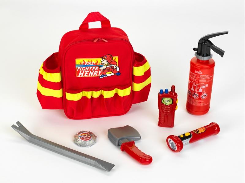 Klein 8900 Plecaczek strażaka Henry'ego